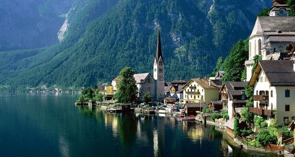 living in Austria